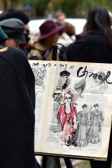 shenka-mag_Fashion Week Paris_Grand Palais__Exterieur defile Chanel-2019_ Joey Nicles Modeste 12