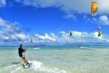 Rodrigues International Kitesurf Festival.
