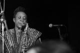 Fru-Assah-Atanga  saxophone